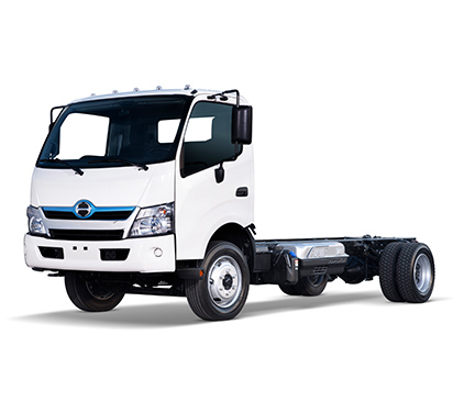 Lease a Hino 195 from MHC Truck Leasing