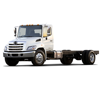 Lease a Hino 268 from MHC Truck Leasing