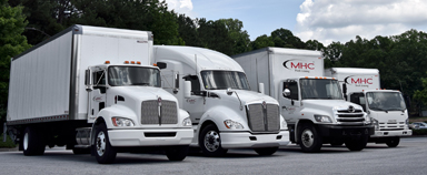 MHC Truck Leasing and Truck Rental Truck Lineup