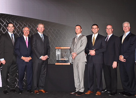 MHC's Oklahoma Region Takes Home Kenworth's Parts & Service Dealer of the Year Award