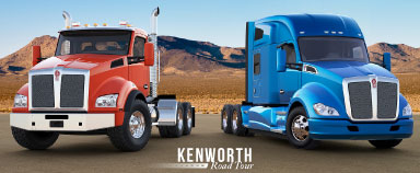 2015 Kenworth Road Tour